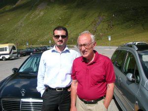 Maestro Maurizio Pollini