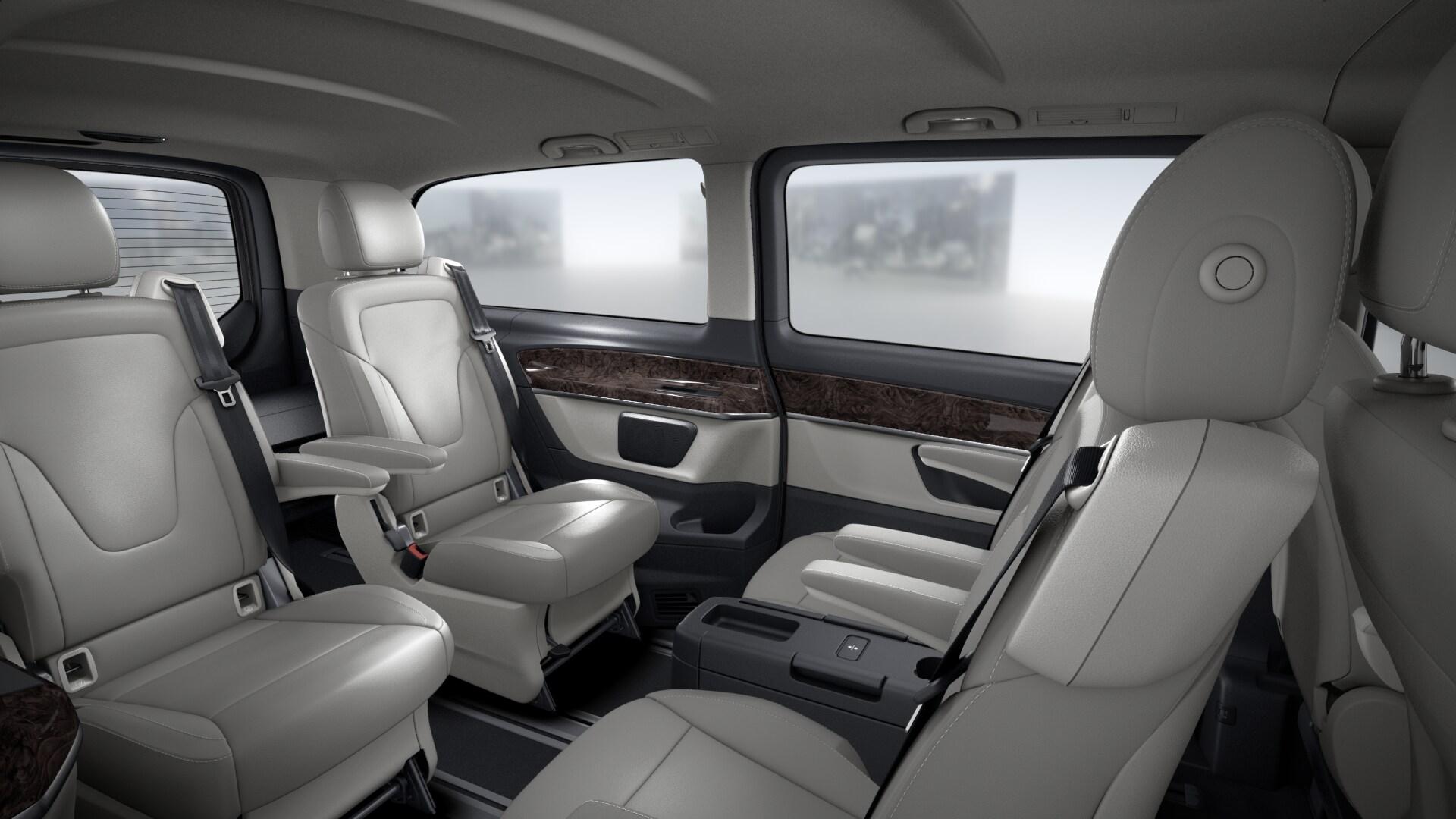 Mercedes Classe V - Iris interno
